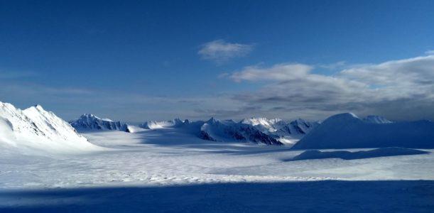 Life on glaciers