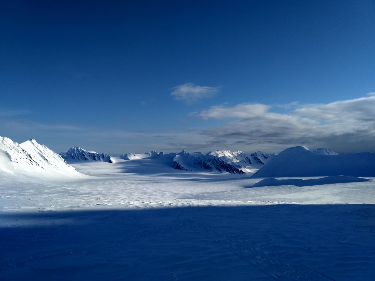 Life of glaciers
