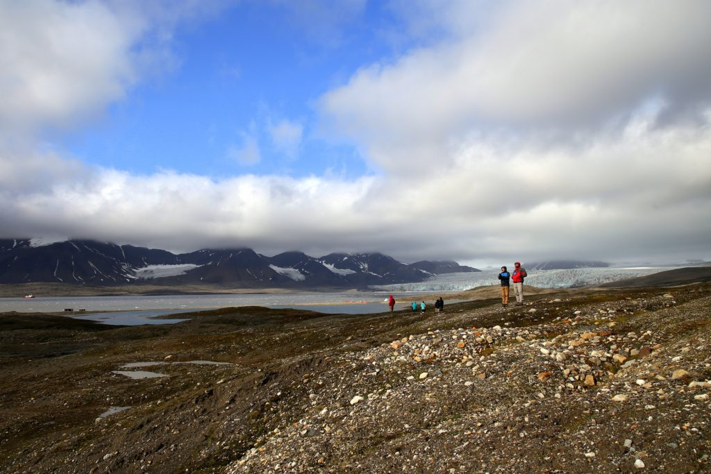 Why is thawing permafrost dangerous for Earth's climate?