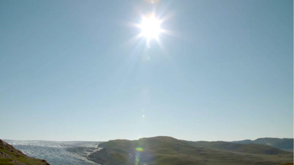 Arctic climate